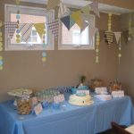 Little Mr. Man Baby Shower