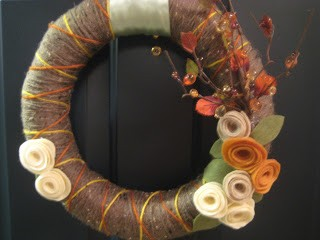 New Fall Wreath