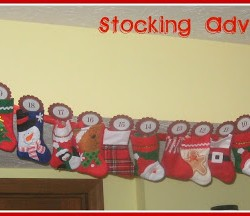 Stocking Advent Calendar