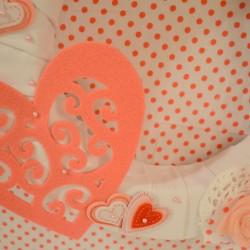 Pretty in Pink Valentine's Wreath