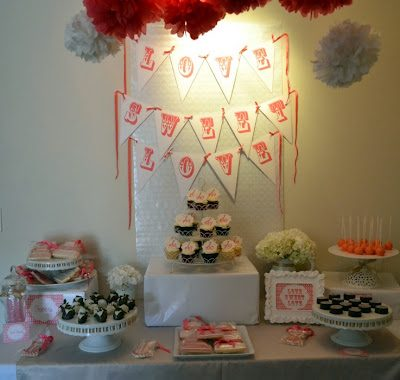 Love Sweet Love Bridal Shower