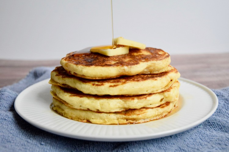 world's tastiest buttermilk pancakes