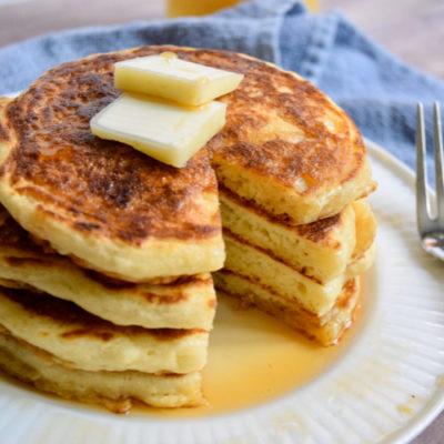 World's Tastiest Buttermilk Pancake Recipe
