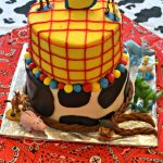 My Son's Toy Story Birthday Party