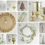 Chic Rustic Christmas Decor with World Market and GIVEAWAY