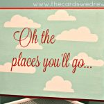 "Silhouette Promotion and ""Oh the places you'll go"" wall art"