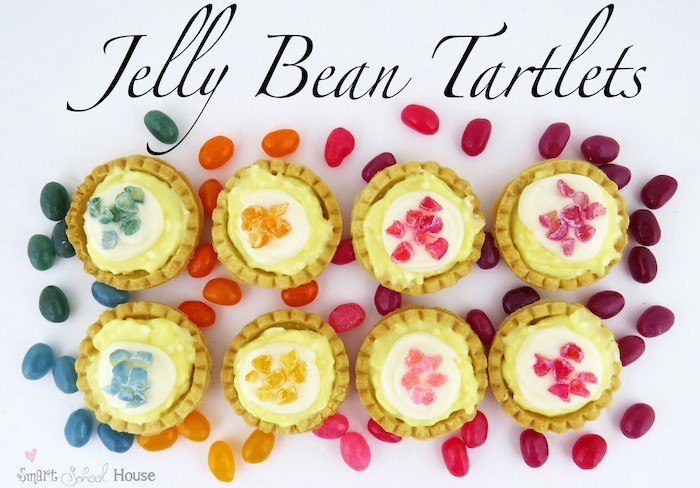Jelly Bean Tartlets