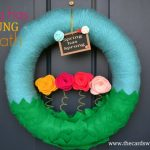 Spring has Sprung Wreath (circa 2012)