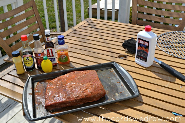 brisket marinade recipe