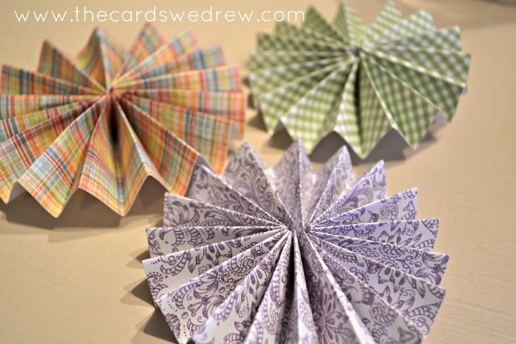 completed pinwheels