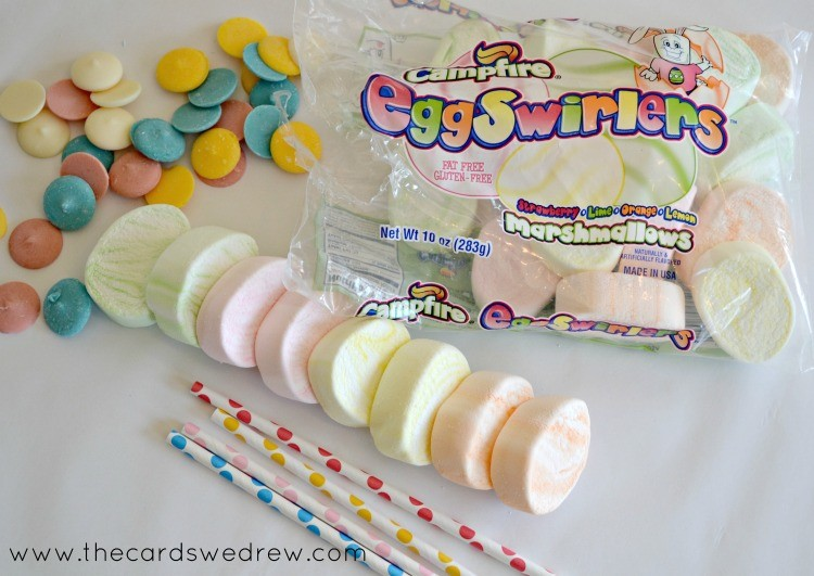 marshmallow eggs supplies