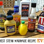The BEST Steak Marinade You'll Ever Try…