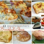 13 WeightWatchers Breakfast Ideas {Round Up}