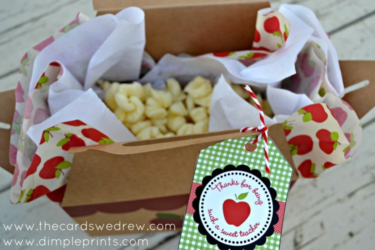 box of popcorn teacher appreciation gift idea