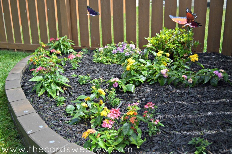 After Finished Up This Garden, Weu0027re SO Ready To Move On With Other Plans  For Our Back Yardu2026and I Have A Little Video Tour Of Our Backyard, Our  Plans, ...