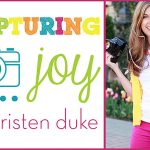 Guest Post with Capturing Joy with Kristen Duke: Family Portrait Tips for Getting Dad to Have Fun!