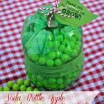 Soda Bottle Apple–Teacher Appreciation Gift Idea and Free Print