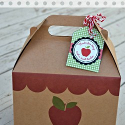 teacher appreciation gift idea and free tag print