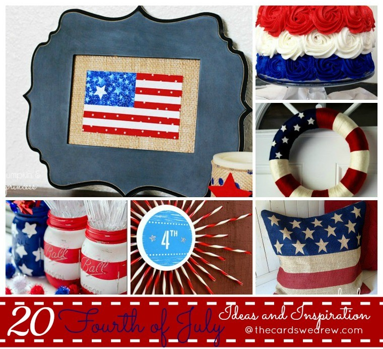 20 Fourth of July Ideas