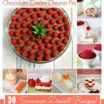 30 Summer Dessert Ideas