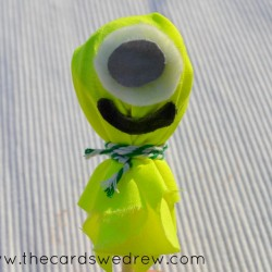 Mike W Monsters University Lollipop