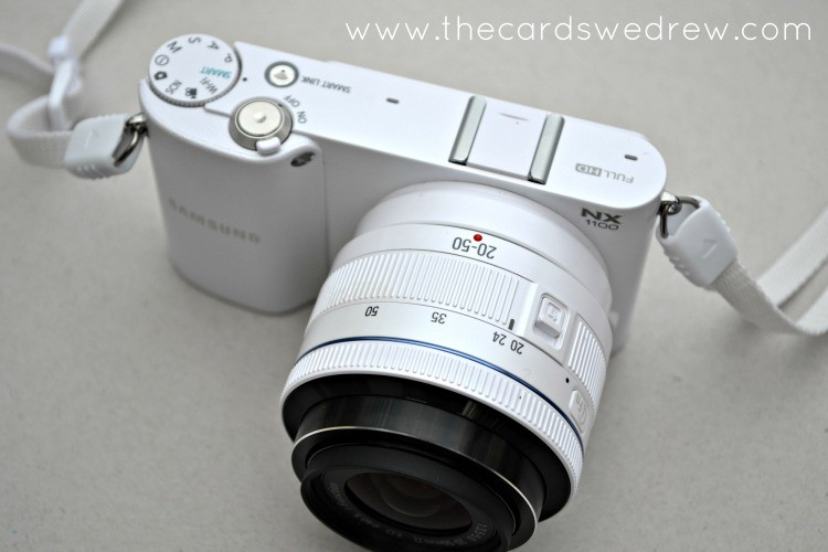 how to use samsung nx1100 camera