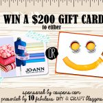 Back to School Coupons.com Blog Hop and GIVEAWAY!