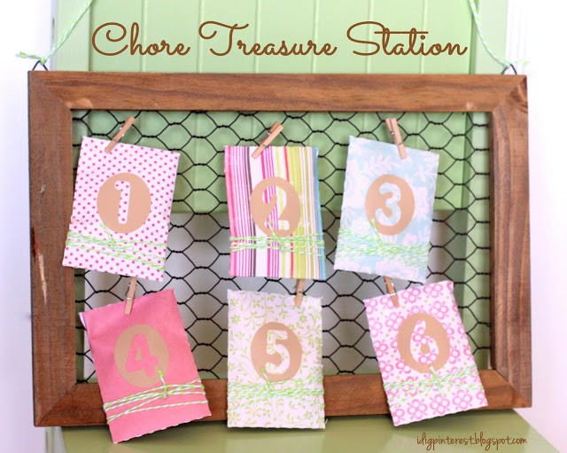 chore treasure station