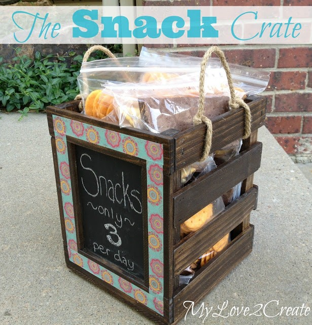 the snack crate