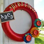 Back to School Blog Hop-10 Chalkboard Ideas