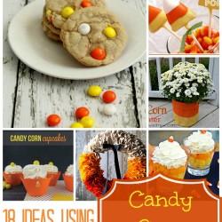 18 candy corn ideas
