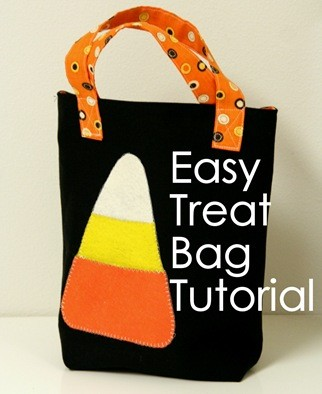 easy treat bag tutorial