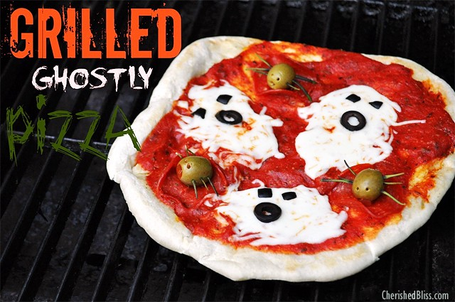 Grilled-Ghostly-Pizza
