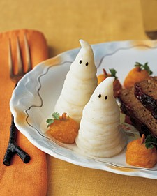 halloween mashed potatoes