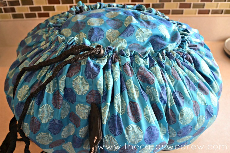 place the lid on your wonderbag