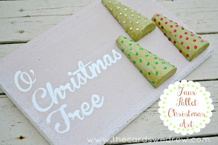 3d foam christmas tree kits