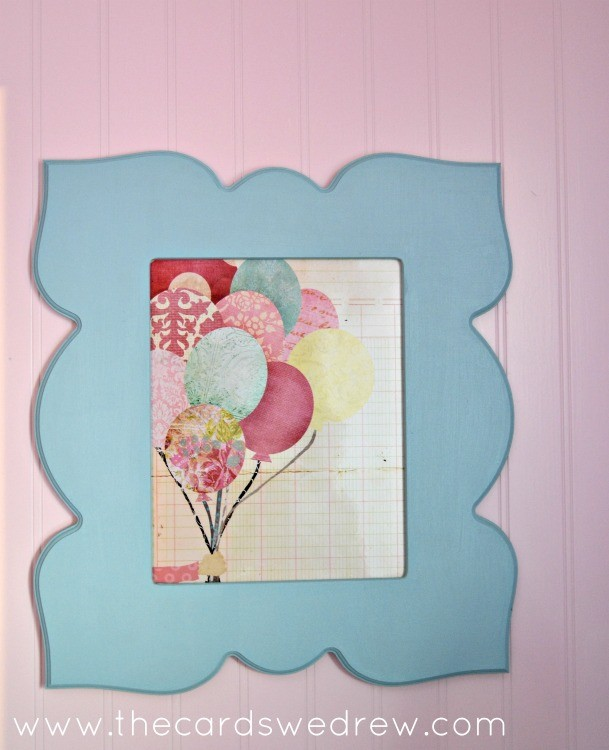 Baby Girl Whimsical Nursery Reveal The Cards We Drew