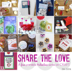 Share the Love: Valentine's Ideas