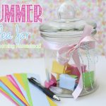 Summer Idea Jar from Blooming Homestead