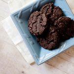 Double Chocolate Cookies from One Sweet Appetite