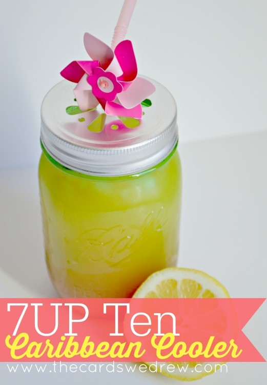 7UP TEN Caribbean Cooler #TENWays #PMedia #ad