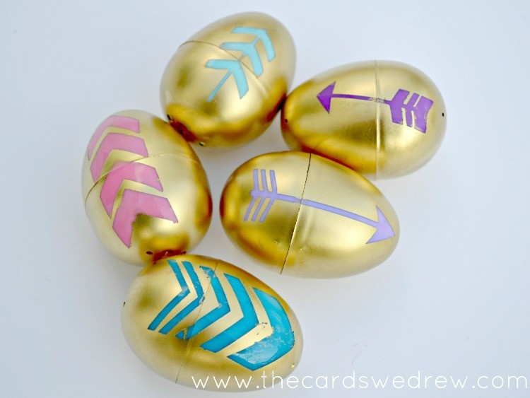 gold easter eggs the cards we drew edited