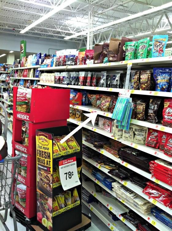 TWIX® Bites in Walmart