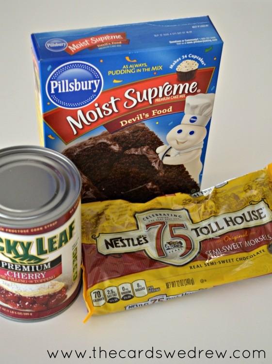 cake mix ingredients