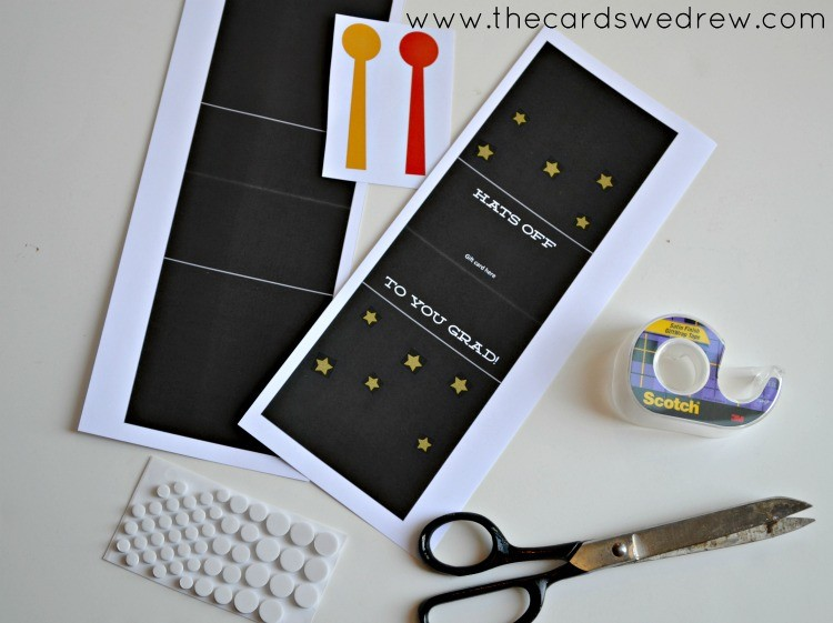 hats off to you grad printable