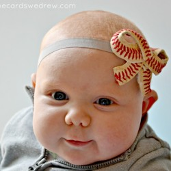 Baby-Baseball-Bow-Headband