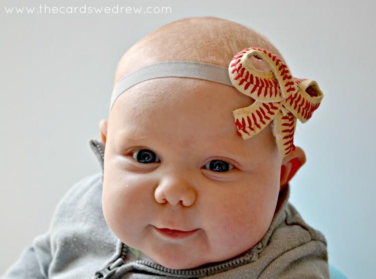 Baby-Baseball-Bow-Headband
