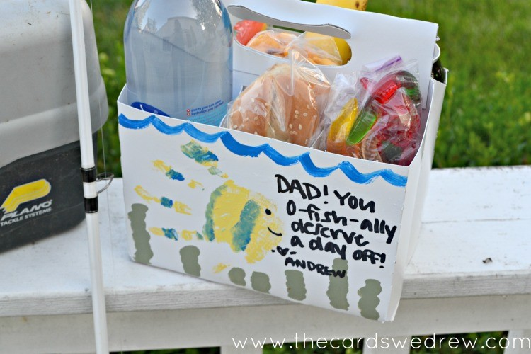 Dad 39 s father 39 s day fishing lunch father 39 s day ideas for Fishing gifts for dad