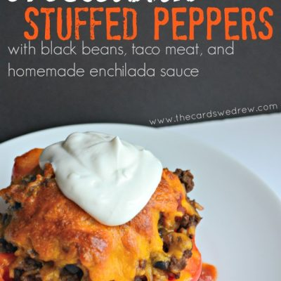 Easy Cooking Idea: Mexican Stuffed Peppers