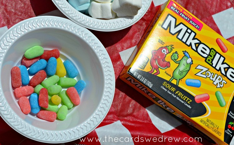 Mike and Ike Zours Necklaces